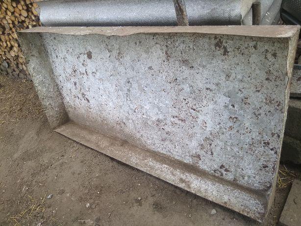 kalfas, kastra budowlana, zbiornik na wapno, stalowy