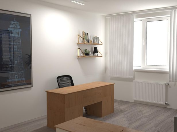 Удобный новый офис 18 м2 с ремонтом ул Рыбалко 10 минут к м КПИ