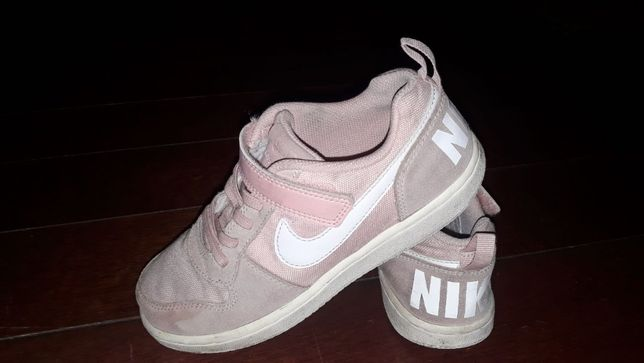 buty Nike różowe