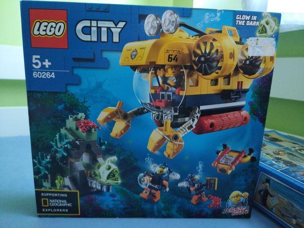 LEGO city 60294 lódz podwodna