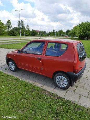 Fiat Seicento Fiat Seicento
