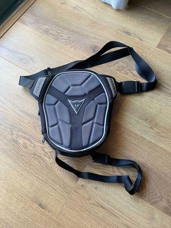 Bolsa Perna Dainese D-Exchange Leg Bag