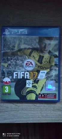 FIFA  17 Ps4  PL