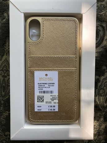 Чехол для Iphone X, XS Michael Kors
