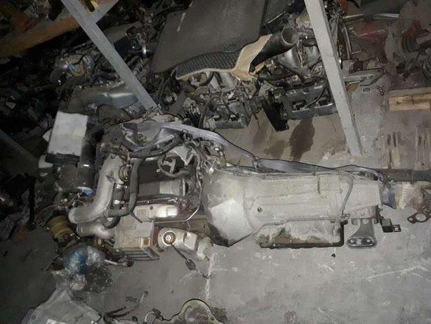 Двигатель (свап-комплект) Ниссан RB25DET