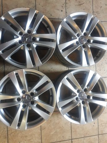 Felgi aluminiowe 17 5x112 Mercedes