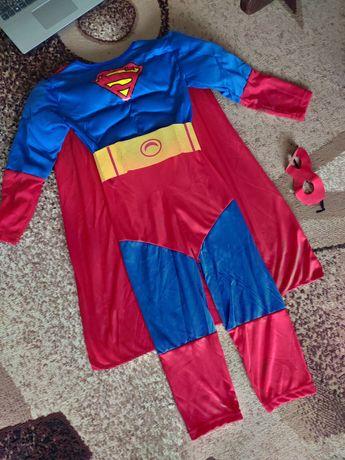 Костюм супермэна на мальчика