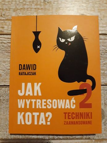 Jak wytresować kota 2. Techniki zaawansowane. Dawid Ratajczak