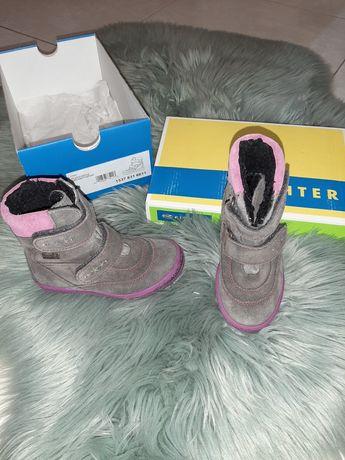 Ботинки Richter класснючие