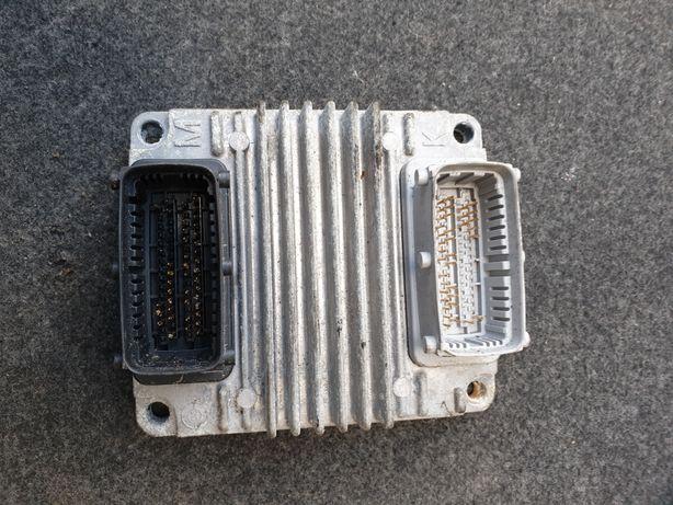 Sterownik silnika chevrolet kalos 1.4