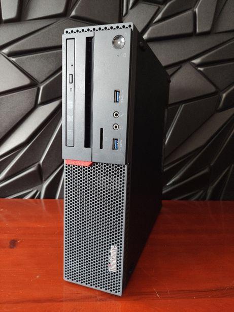 Komputer stacjonarny Lenovo M700 SFF I5-6400 4GB DDR4 500GB FV Win10