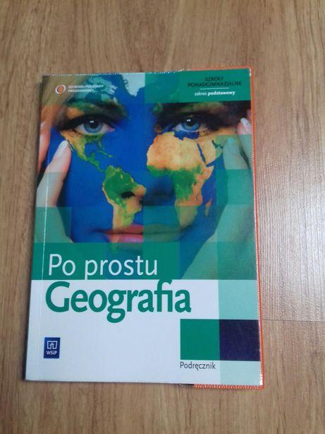 Podręcznik do liceum Po prostu Geografia