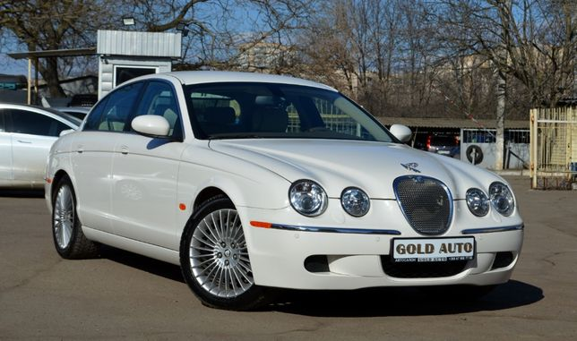Jaguar S-Type Official 2007