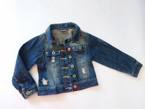 Kurtka jeansowa Next 104