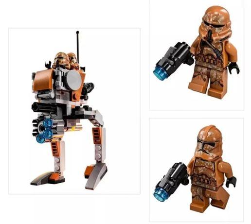 Nowy zestaw Star Wars Walker w pełni kompatybilny z klockami Lego