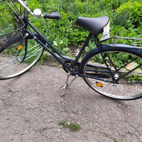 Женский велосипед.