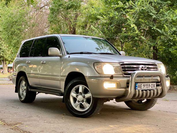 Toyota Land Cruiser 100 4.7 Gas 7 MEST 2003