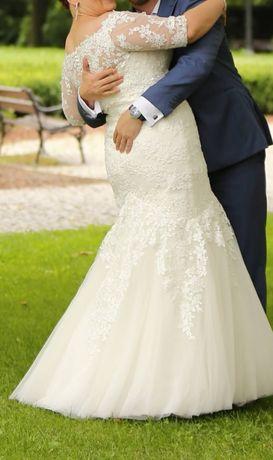 Suknia ślubna Vanilla Sposa (2 częściowa)