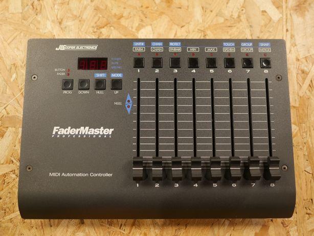 Jl Cooper FaderMaster Pro Controlador Midi