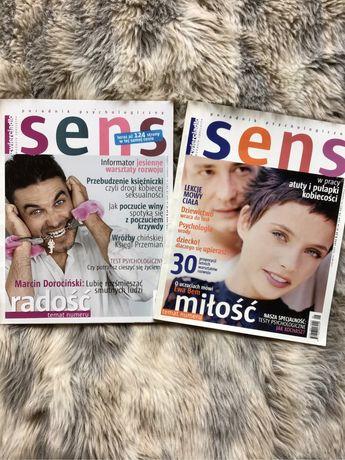2 X Sens Magazyn Psychologiczny Zwierciadło wydanie specjalne