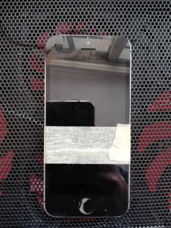 IPhone SE danificado com ICLOUD desbloqueado
