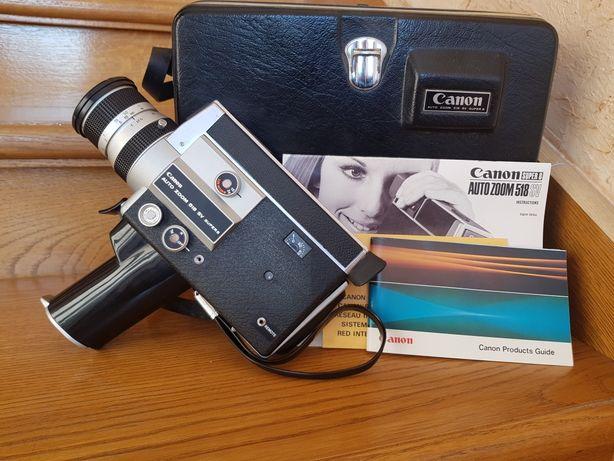 Ретро відео камера Canon SUPER 8