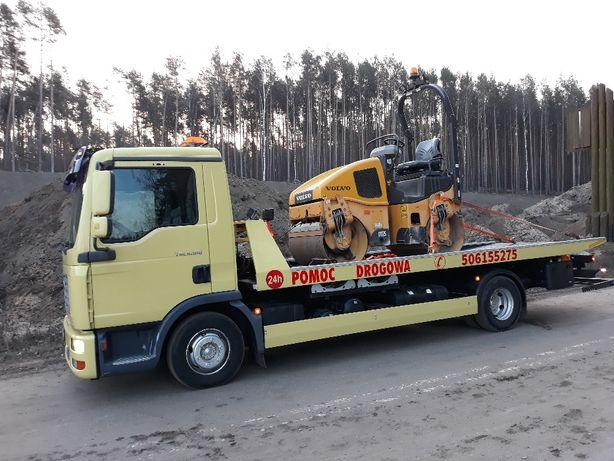 Transport maszyn Chełmno 24h