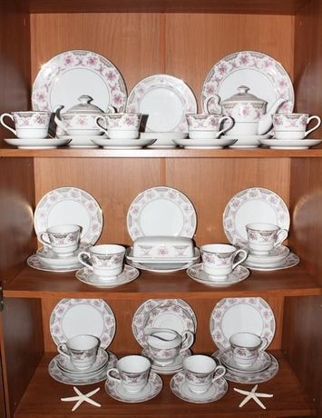 POZŁACANA oryginalna Japońska Porcelana SONE VINTAGE.