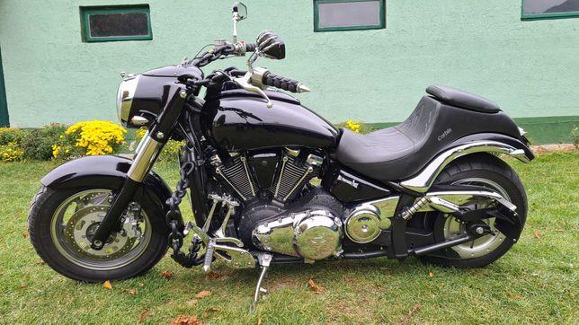 Kawasaki Vn 2000 Custom.
