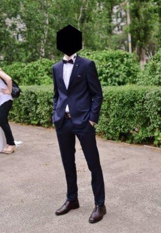 Полный выпускной свадебный официальный деловой костюм