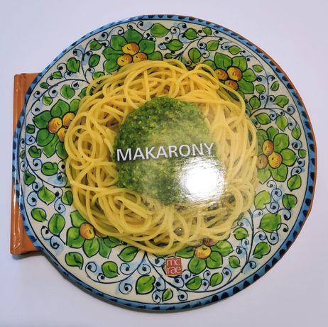 Carla Bardi książka kucharska Makarony McRae books