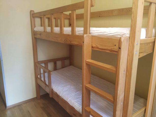 Łóżko młodzieżowe piętrowe