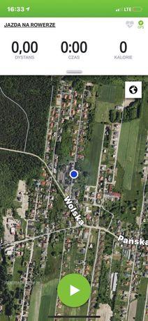 Działka 3700 Rabien , warunki zabudowy rolno budowlana,ul. Wolska