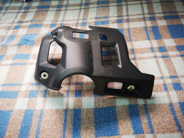 Proteção de carter e rack / base top case yamaha super tenere xt 1200