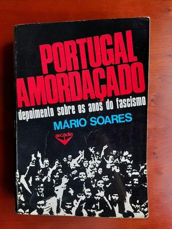 Portugal Amordaçado depoimento sobre os anos do fascismo  1.a Edição 