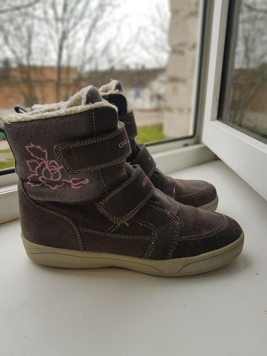 Зимові чобітки Geox 36 розмір Сокаль - изображение 1