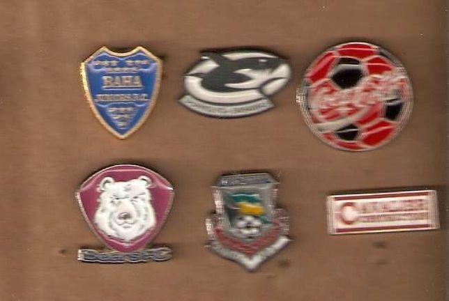 Pins de Clubes de futebol Bahamas