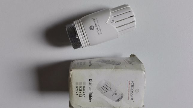 głowica termostatyczna Schlösser