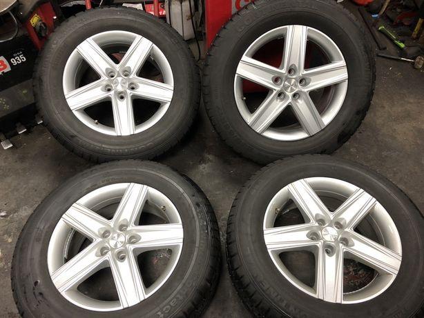 """Felgi aluminiowe Aluett 17"""" 5x108 Ford, Volvo"""