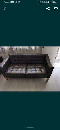 Sofa skórzana 2-osobowa