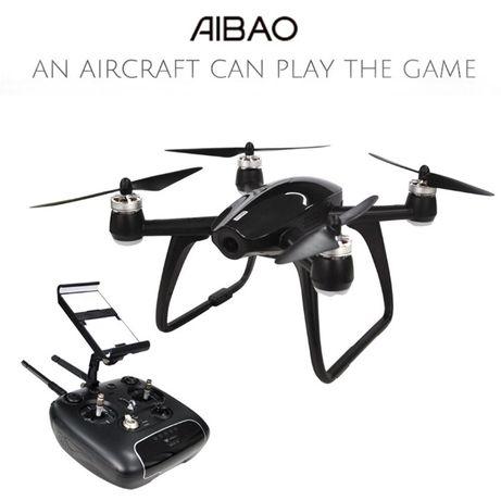 Dron z kamerą UHD Walkera Aibao F8E 4K Quadrokopter dla graczy Dual GP