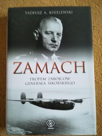 Zamach Tropem zabójców Generała Sikorskiego. Tadeusz A. Kisielewski