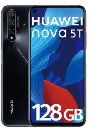 Huawei 5 nova t como novo trás capa e películas de proteção