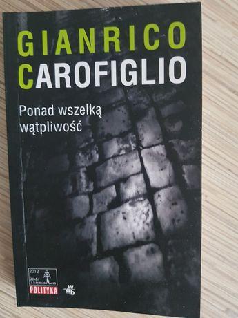 Ponad wszelką wątpliwość, G. Carofiglio