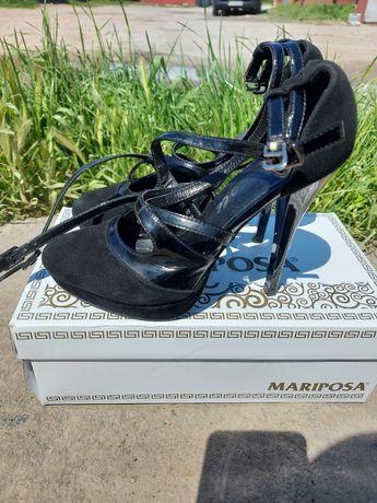 Туфлі жіночі(замшеві)