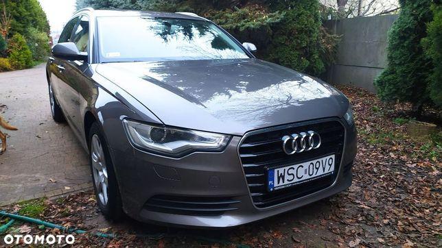 Audi A6 Audi A6 Ultra