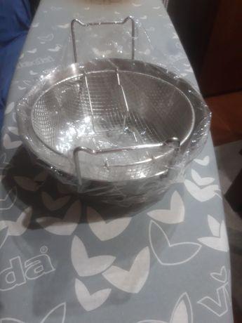 Panela Fritadeira Nova