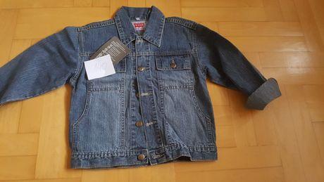Kurtka jeansowa 140