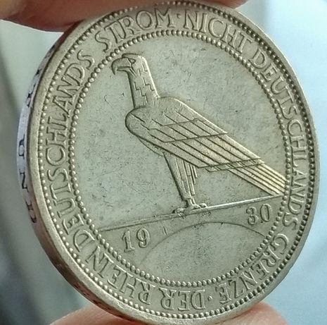 3 марки 1930 Рейланд