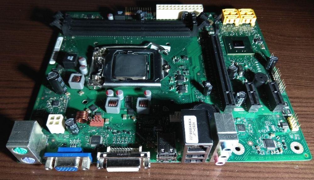 M/B Socket 1155 FUJITSU D2990-A11 + Intel® Core™ i3-2100 Полтава - изображение 1